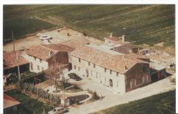 Photo  15 X 10 Cm Cornebarrieu 31- Vue Aérienne Quartier Des Syndics Voir Explication Au Dos 1989 - France