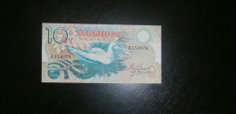 SEYCHELLES 10 RUPEES 1979/87 XF - Seychelles