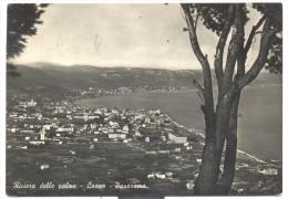 Loano Panorama   Viaggiata F.g. - Savona