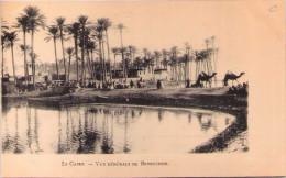 LE CAIRE - Vue Générale De Bedrechen - Cairo