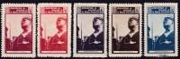 GUERRA CIVIL - Associacion De Amigos De La Union Soviética - Marinos Soviéticos - Spanish Civil War Labels