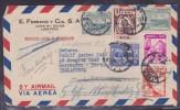 Pérou - Lettre - Pérou