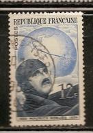 FRANCE N° 907 OBLITERE - Usados