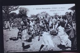 GUINEE PORTUGAISE TAMON AU DOS DE LA MARINE FRANCAISE - Guinea-Bissau