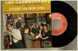 Les Capenoules 2 Y Cantent  CH EST   UN BON AMI   Vinyle 45 Tours Patois Picard Ch Ti Ch Timi Lille - Comiques, Cabaret