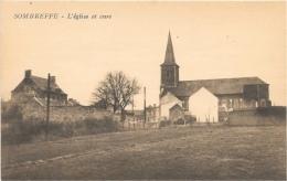 Sombreffe NA3: L'église Et Cure - Sombreffe