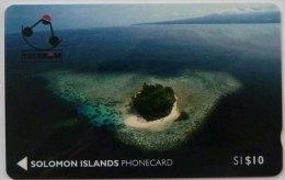 SOLOMON ISLANDS - 1st Issue - $10 - MINT - Isole Salomon