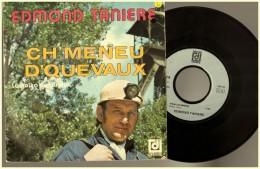 Edmond Taniere  Mine Mineur  CH MENEU  D QUEVAUX Polka Du Mineur  Patois Picard    Lille - Humor, Cabaret