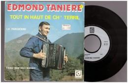 Edmond Taniere  Mine Mineur  La Parisienne Accordeon Fauq Pour Ches Patois Picard    Fouquières-lez-Lens - Humor, Cabaret