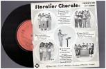 Marly Lez  Valenciennes   Floralies Chorale  Vinyle 45 Tours - Religion & Gospel