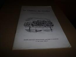 LE CHÂTEAU DE CHAILLOT 1948 Martial De Pradel De Lamase - Ile-de-France