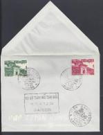 "VIET-NAM - ENVELOPPE 1er JOUR -  "" MUSEE DE SAIGON "" -  16-02-1959 - - Vietnam"
