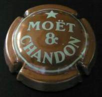 Moet Et Chandon - Cuivre Et Creme - Capsule Champagne - Moet Et Chandon