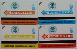 SIERRA LEONE - Sierratel - Urmet - Set Of 4 - Orchard - Mint - Sierra Leone
