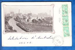 PRINCES BRIDGE MELBOURNE PLIURE HD TIMBRES HALF PENNY - Melbourne