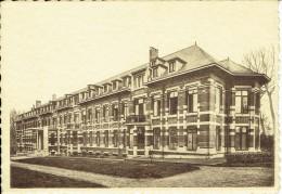 BOUSSU : H�pital de la Caisse Commune d'Assurance des Charbonnages ... Fa�ade principale