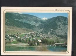 J2824 BRUSSON ( AOSTA ) ANGOLO PITTORESCO - 03 153 RISERVATO A FOTO LAB. OREGLIA - USED 1997 Verso VALLE BARTOLOMEO - Italia