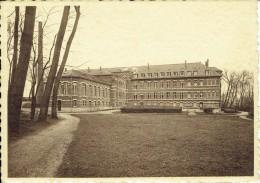 BOUSSU : H�pital de la Caisse Commune d�Assurance des Charbonnages ... Fa�ade post�reure