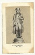Statue De Napoléon 1er, Par E. Seurre - Personnages Historiques