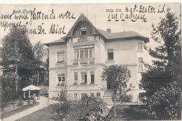 Bad Elster Villa Elli  - Timbrée TTB - Bad Elster