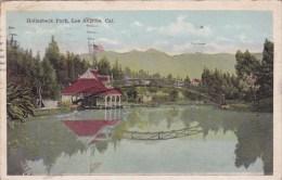 California Los Angeles Hollenbeck Park 1921