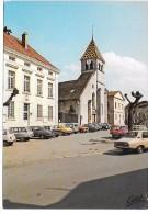 IS SUR TILLE - Place du G�n�ral Leclerc - Voiture