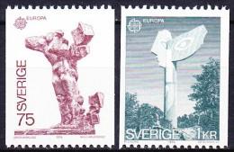 SUEDE 1974 YT N° 831 Et 832 ** - Suède