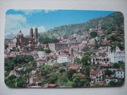 407B Mexico - Vista Panoramica Taxco, Guerrero - Mexico