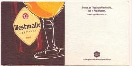 #D95-024 Viltje Westmalle - Sous-bocks