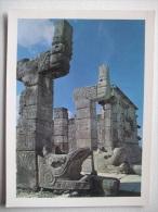 407B Mexico - Yucatan - Cultura Maya Tolteca - Mexico