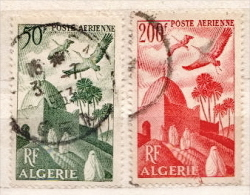 Algeria Used Stamps - Storks & Long-legged Wading Birds