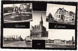 Lokeren, Groeten Uit Lokeren (pk19907) - Lokeren