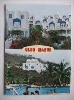 407B Mexico - Club Maeva - Manzanillo - Colima - Mexico