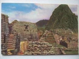 407B Peru - Machu Picchu - Peru