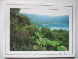407B Costa Rica - Parque Nacional Volan Poas - Costa Rica