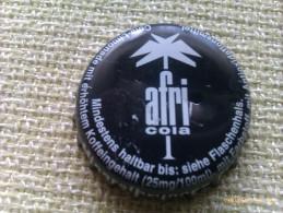 Chapa Kronkorken Caps Tappi Afri Cola. Alemania - Chapas Y Tapas