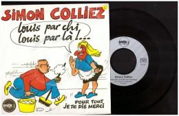 Simon Colliez  Louis Par Chi  Louis Par La  Patois Picard Ch Ti - Humour, Cabaret