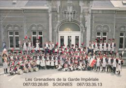 Soignies, Les Grenadiers De La Garde Impériale (pk19910) - Soignies