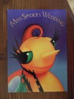 Miss Spider's Wedding Carte Postale - Publicidad