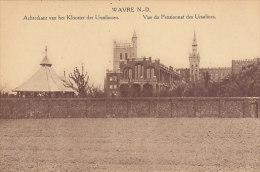 Wavre N D - Achterkant Van Het Klooster Der Ursulinnen - Sint-Katelijne-Waver