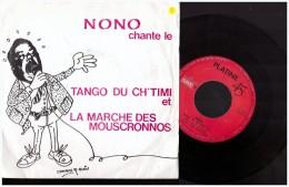 Tango Du Ch Timi La Marche Des Mouscronnos Mouscron NONO Chante - Vinyles