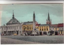 Ronse, Grote Markt En Stadhuis (pk19921) - Renaix - Ronse