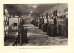 Original Zeitungsbericht - 1947 - Radio Schweiz Sendestation In Münchenbuchsee !!! - Documents Historiques