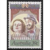 Australien 1989 Theater- Und Filmschauspieler 1157 C Postfrisch - 1980-89 Elizabeth II