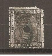 España/Spain - (usado) - Edifil Telégrafo 169T (defectuoso) - Telegramas