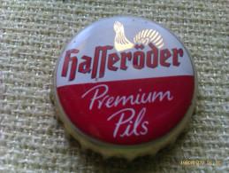 Chapa Kronkorken Caps Tappi Cerveza Hasseroder. Alemania - Chapas Y Tapas