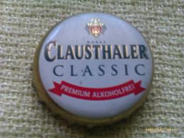 Chapa Kronkorken Caps Tappi Cerveza Clausthaler Classic. Alemania - Capsules