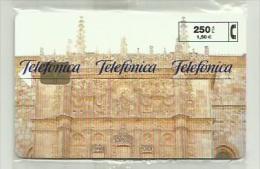 ESPAÑA AÑO 2000 - TARJETA TELEFONICA - CONGRESO DE DERECHO PENAL -  250 PESETAS (NUEVA Y PRECINTADA) - Espagne