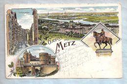 CPA - (57) - Gruss Aus Metz - Metz