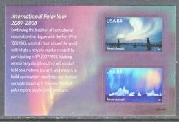 U.S. 4123  **  AURORA  BOREALIS   I.P.Y. - United States